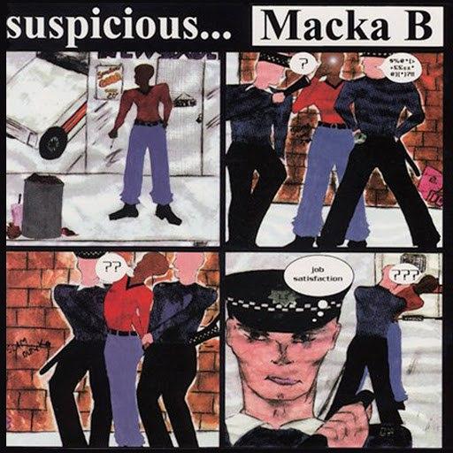Macka B альбом Suspicious
