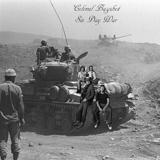 Colonel Bagshot альбом Six Day War