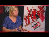 High School Musical 3 Zac Efron  Corbin Bleu Interview
