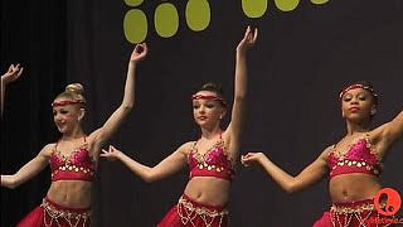 Dance Moms - Lean On - Audio Swap