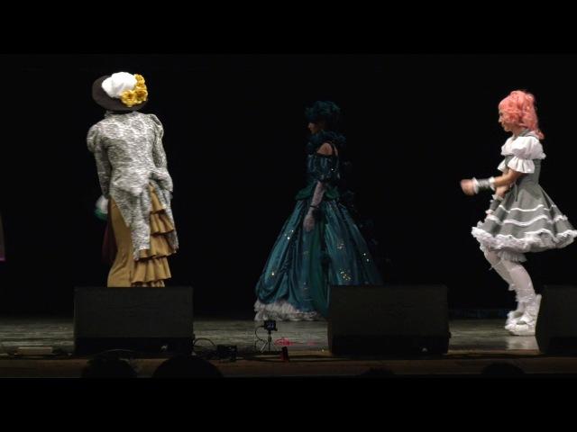 M.Ani.Fest 2017 - Групповое Anime Дефиле - DogmA - Paradise Kiss