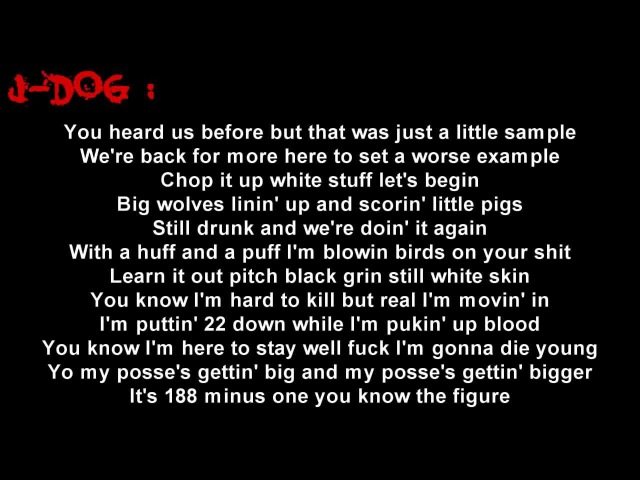 Hollywood Undead - Apologize [Lyrics]