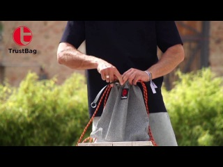 Trustbag™ Original the world s most secure bag!