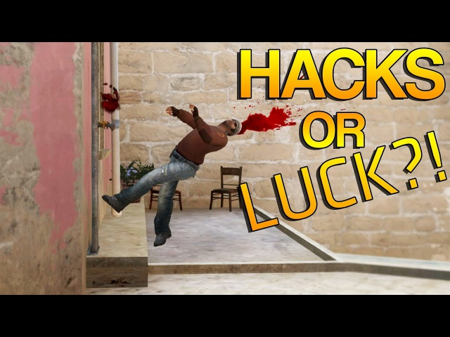 UNCLE DANCS GOHACK or LUCK ? VAC MOMENTS - AWP on dust2