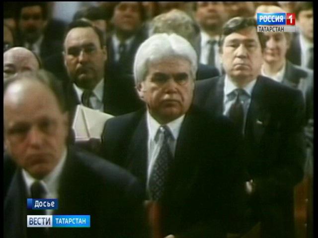 Сегодня юбилей отмечает председатель Госсовета РТ Фарид Мухаметшин