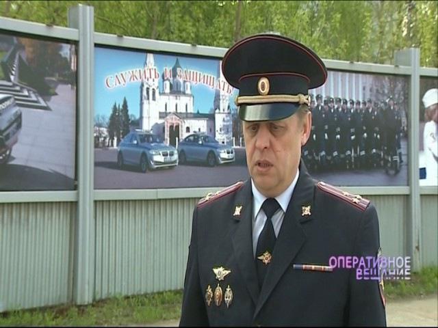 Ярославские байкеры вместе с дорожной полицией освящают ярославские дороги