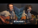 Starset - Back to the Earth cover