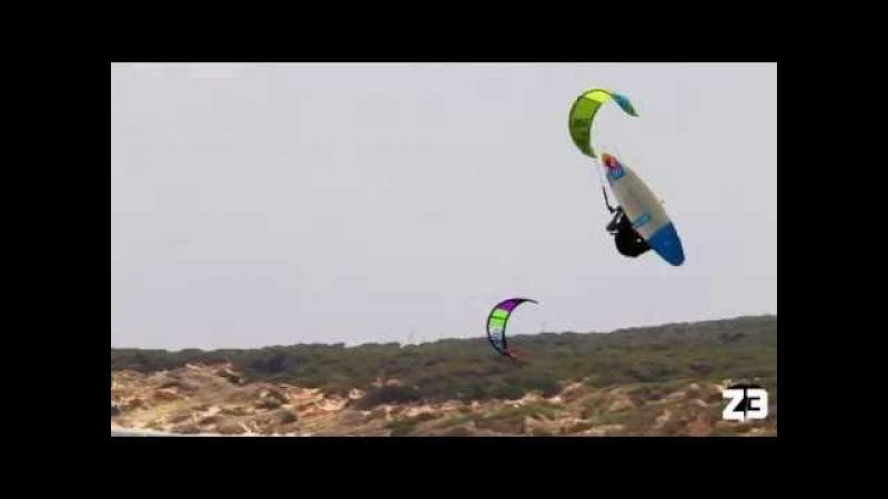 Tarifa Strapless Kitesurfing Pro 2016