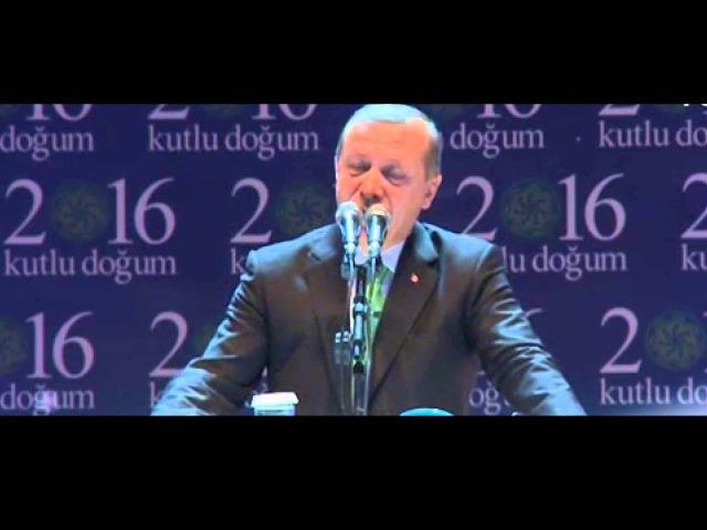 Erdoğan Babama Laz mıyız diye sordum