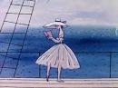 Bailarina en barco (БАЛЕРИНА НА КОРАБЛЕ) parte 1 de 2 Muñequito ruso