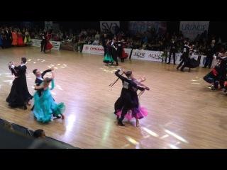Киев опен - Квикстеп, 2 заход, 1/8 финала, райзин стар