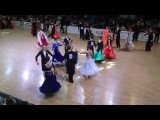 Киев опен - Танго, 3 заход, 1/8 финала, райзин стар