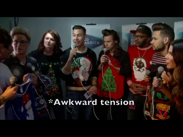 Embarrassing/Awkward moments Larry stylinson have caused in public Part 1