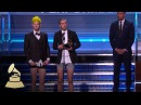 Twenty One Pilots Wins Best Pop Duo / Group Performance | Acceptance Speech | 59th GRAMMYs