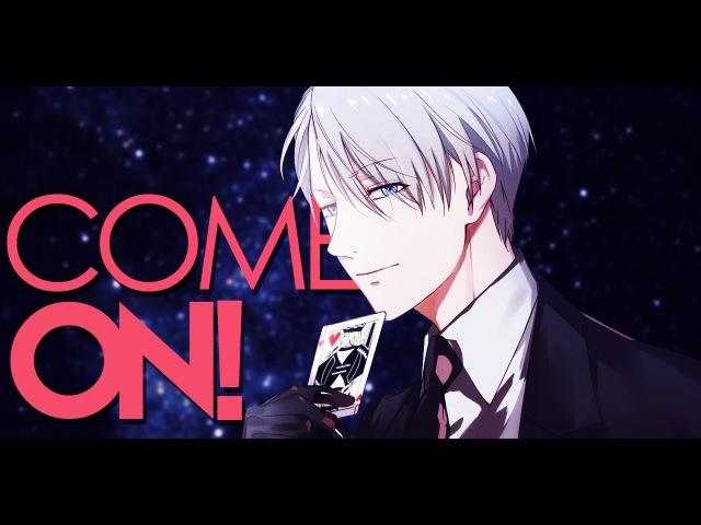 COME ON || Yuri on Ice || BAESANTA