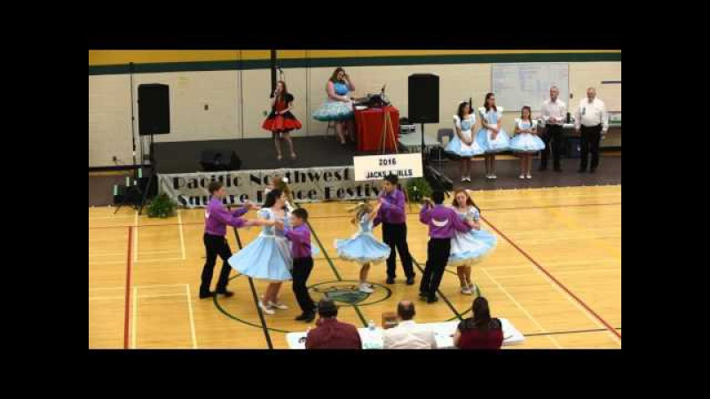 2016 PNTSDF Preteen Display The Cheshire Cats
