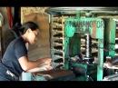 Бизнес идея в гараже. Изготовление глиняной черепицы кустарным способом