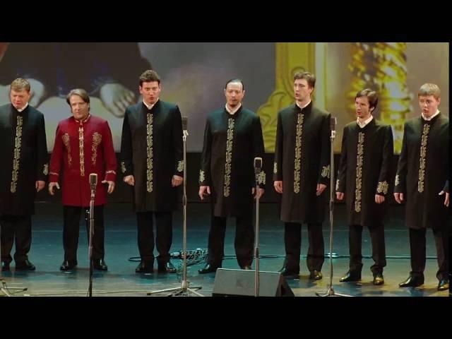 Хор Валаамского монастыря. Концерт Вера и Победа в Кремле (2 мая 2016)