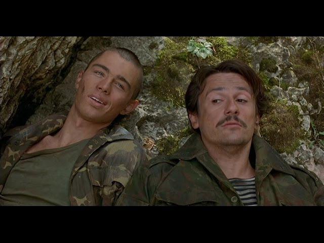 Кавказский пленник (1996) Драма, военный. Один из лучших фильмов Сергея Бодрова