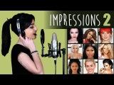 1 GIRL 9 VOICES (Demi Lovato, Whitney Houston, Mariah Carey and 6 more!)