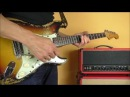Hold the line Toto - amp comparison Dumble Overdrive / Boogie Mk 2B with a 1962 Strat.