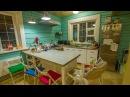 Самодельная кухня из дерева Кухня своими руками из шпунтованной доски
