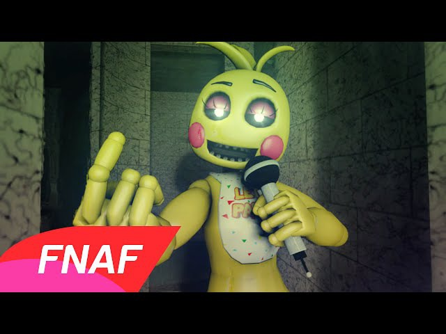 FNAF Song ►It's me◄ by TryHardNinja (Five Nights at Freddy's Animation)