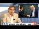 Aristegui La Reunión entre Peña Nieto y Donald Trump