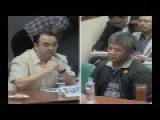 3 Senator Cayetano Asking Witness Edgar Motabato Which Party Involves In Illegal Drugs
