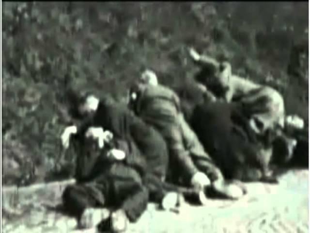 Tschechisches Fernsehen zeigt Massaker an Deutschen