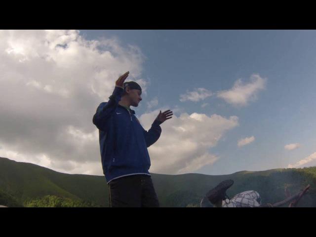 Похід на Боржаву .(Шипіт-Гимба-В.Верх-Стій-Метео станція-Воловець) 03-05.06.2016