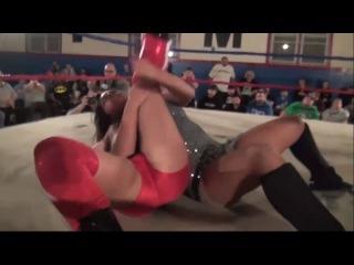 Jenny Rose Vs Tessa Blanchard, Female Wrestling Title Match Domination