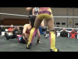 Mercedes (Sasha Banks) Wins: Mercedes KV Vs Ivy Fit, Female Wrestling Domination