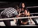 Shelly Martinez Vs Khamora, Female Wrestling Squash Match