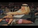Amber O'Neal Vs Jennifer Blake, Female Wrestling Squash Match