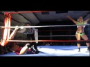 AUS vs UK: Toni Storm Vs Nina Samuels, Female Wrestling Domination