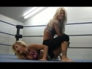 Angelina Love Vs Jennifer Blake Female Wrestling Foot and Leg Torture
