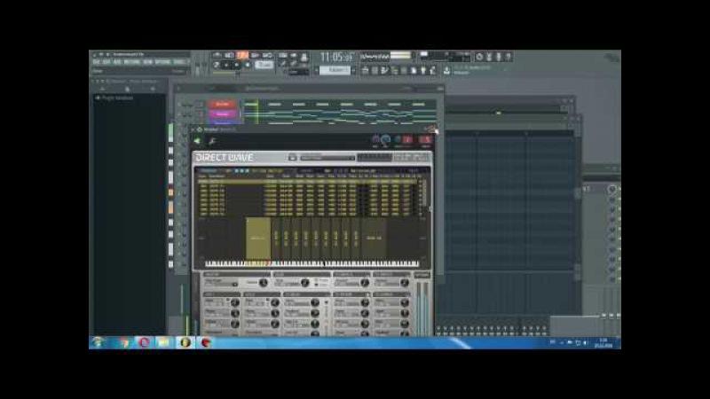 Месса си минор (Бах) в стиле дарк амбиент (FL Studio)