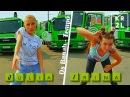 Os Banah - TEMPO   Routine By Irina Zbrailova, dance ft Julia   DONGA GIRLS