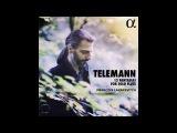 Georg Philipp Telemann - Fantaisia 1, A-dur (Fran