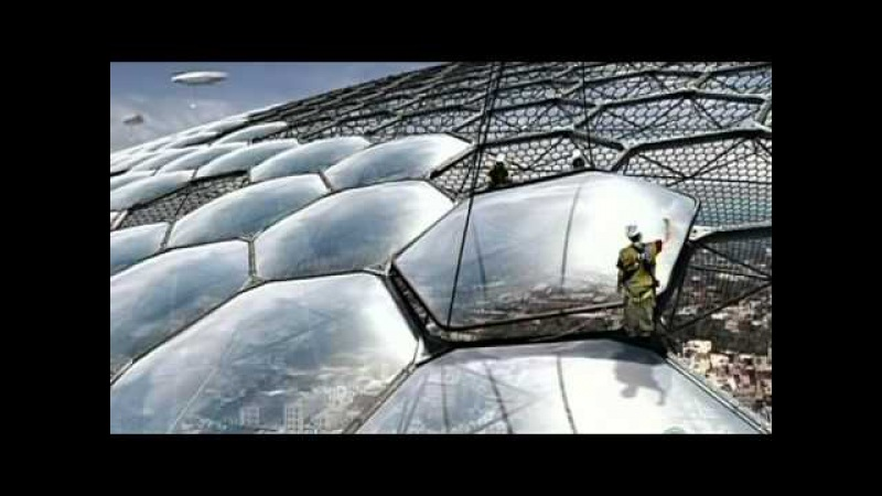 Купол над Хьюстоном.Mega Engineering: Dome Over Houston (S01E01)