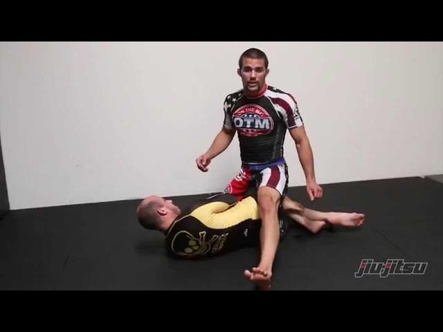 Garry Tonon, Back Take With Shoulder Roll From Mount: Jiu-Jitsu Magazine, Issue 27.