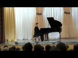 L. van Beethoven Piano sonata C-major Op.53