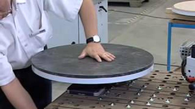 Мебельное производство Универсальный кромкооблицовочный станок KTD 820