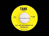 Black Nasty - You Keep Me Hanging On (Instrumental) Tank 1971 Psych Funk Rock 45