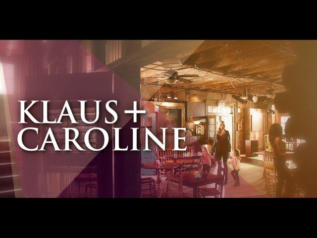 Klaus Caroline [I called Klaus for help...] 7x21