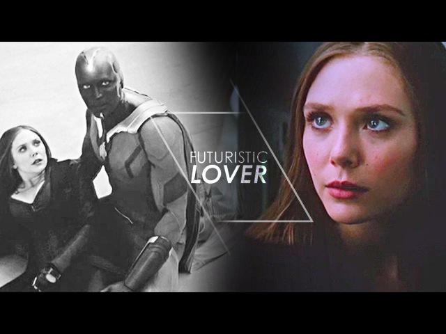 Vision Wanda | Futuristic Lovers