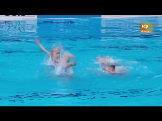 Rio 2016 natation synchronisée russe