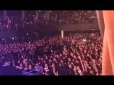 Epica - слэм на концерте в Москве, ИзвестияHall, 24.02.17. C Facebook Mark Jansen