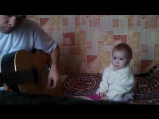 Племянница и Я)))))